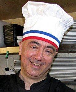 Portrait de Robert, le chef-cuisinier