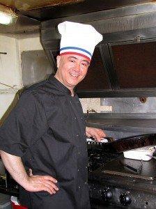 Robert (le chef en cuisine)