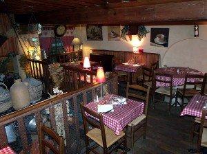 Tables étage 1