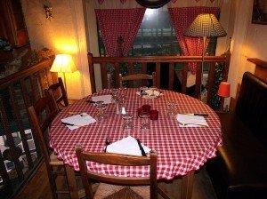 Table étage 2
